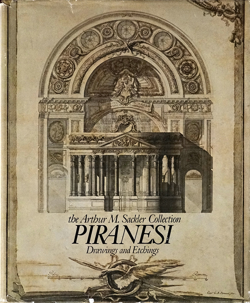 Piranesi Drawings and Etchings