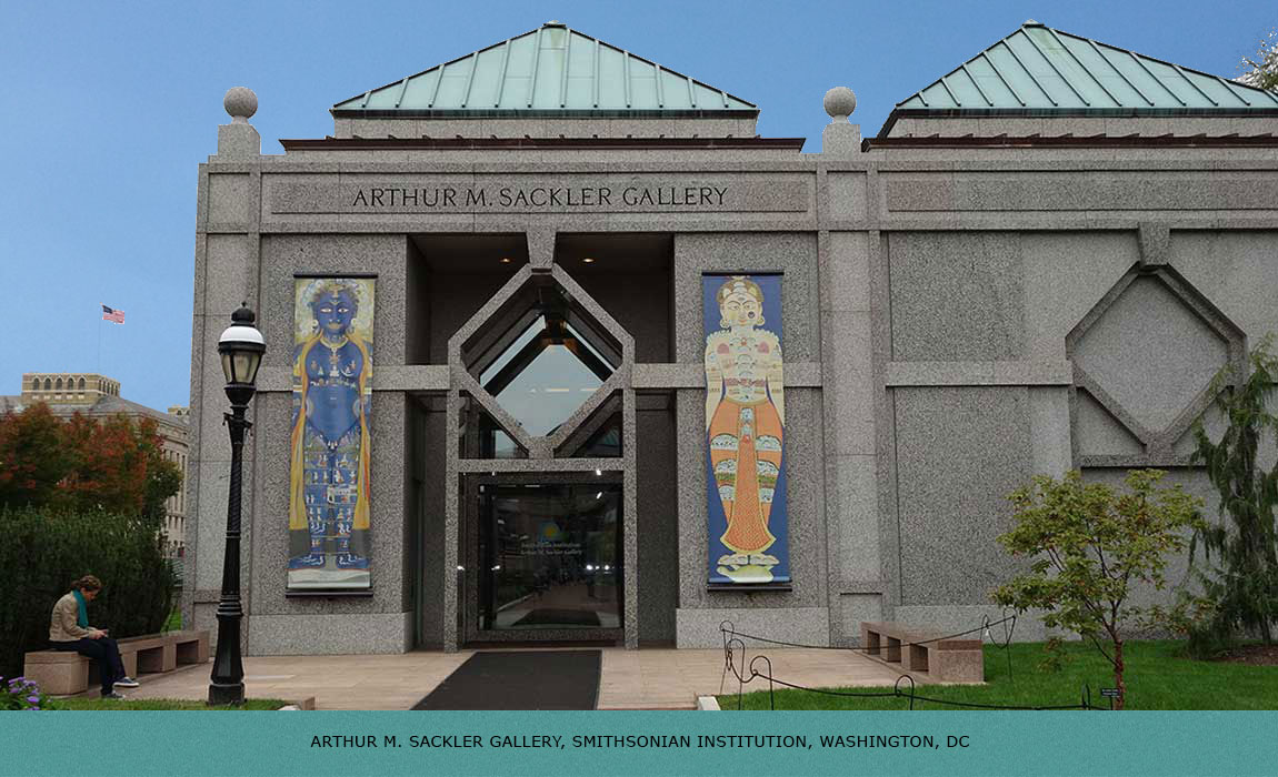 Arthur M. Sackler Gallery, Smithsonian Institution, Washington, DC