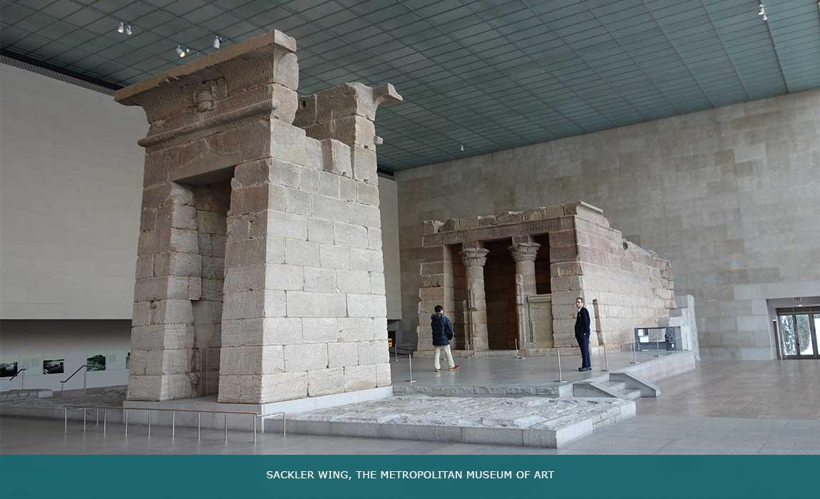 Sackler Wing, The Metropolitan Museum of Art, New York, NY